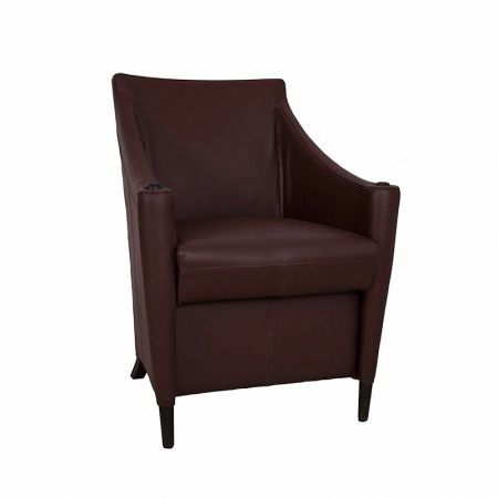 Michno Leather Armchair