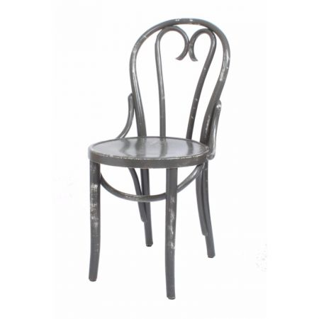 Bentwood Chair Painted Finish