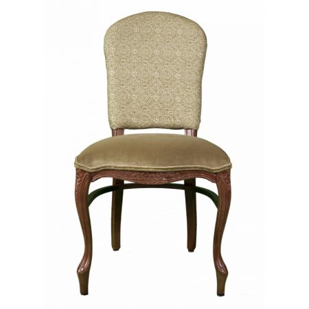 Louis Side Chair Fullly Uph