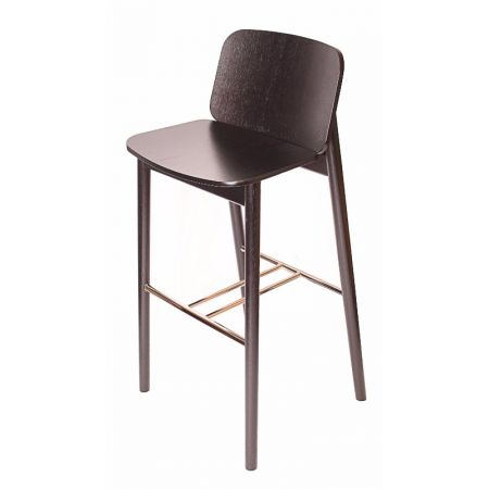 Highback Haley Stool