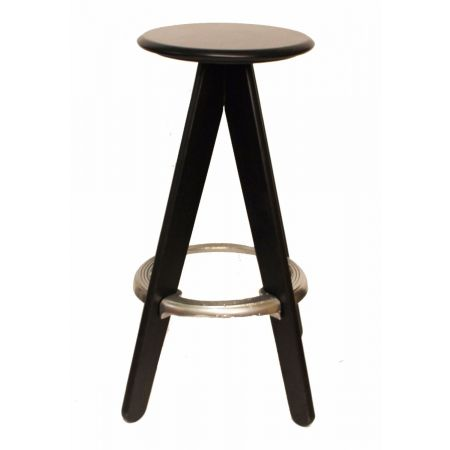 High Slab Stool