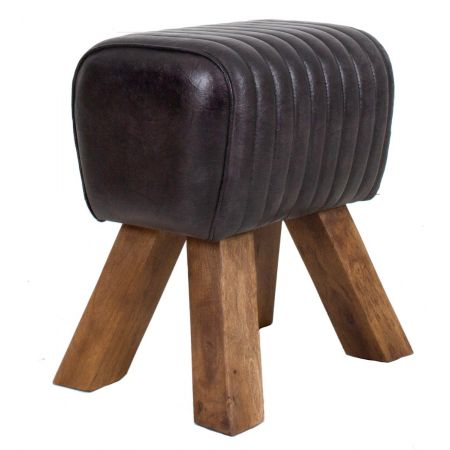 Low Vault Horse Stool