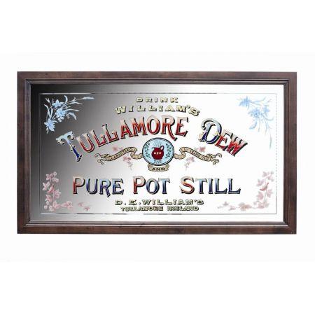 Tullamore Dew Mirror