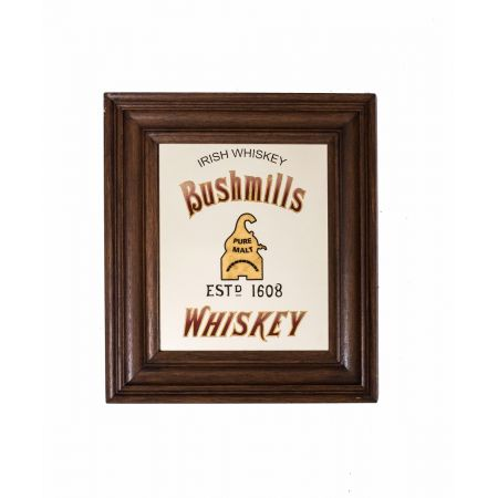 Small Bushmills Mirror