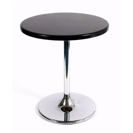 Chrome Trumpet Table