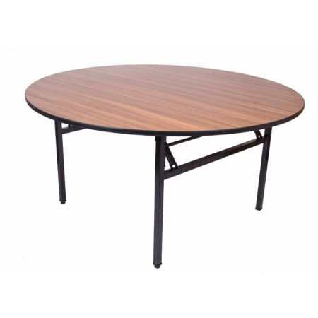 Round Banquet Folding Table (5Ft)