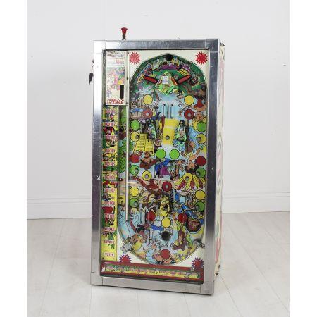 Jumaci Pinball Game VP9 Machine