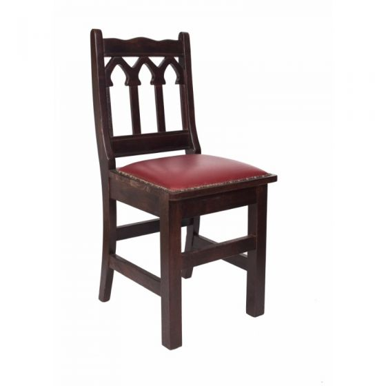 Product Specification. Gothic Chair  sc 1 st  Derrys Furniture & Gothic Chair