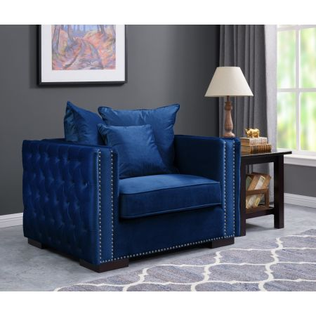 Moscow Chair Royal Blue