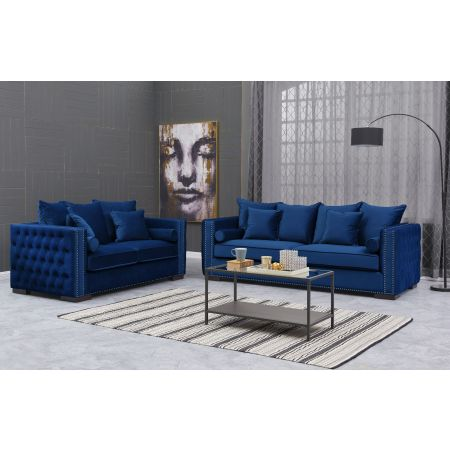 Moscow 3+2 Suite Royal Blue