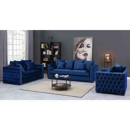 Moscow 3+2+1 Suite Royal Blue