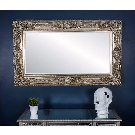 Romo Mirror Silver
