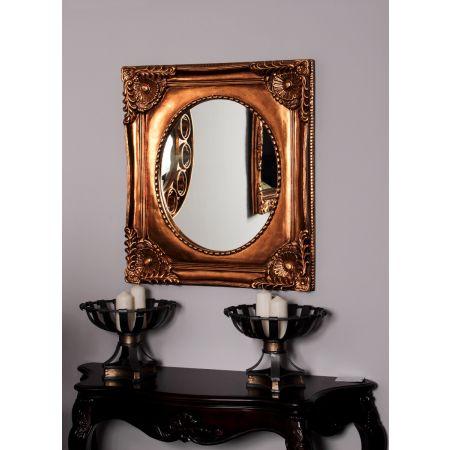Viva Mirror - Gold