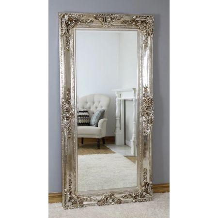 May Mirror - High Silver