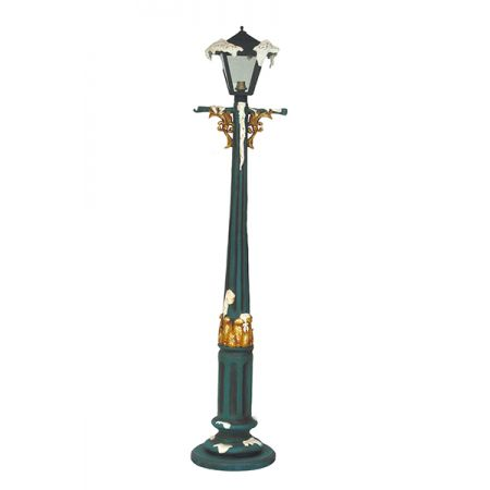 Christmas Lamp Post - 6ft