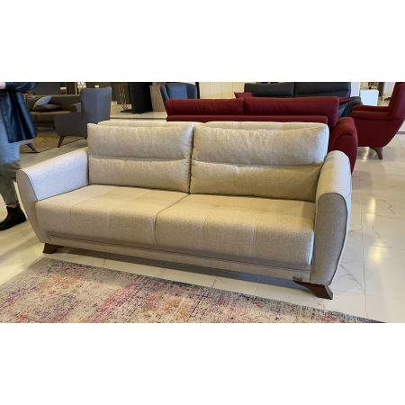 Aykon 2 Seater Sofa Beige *PRICE TBC