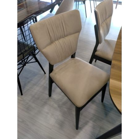 Dinamic Chair Charcoal  (Set of 2)*PRICE TBC