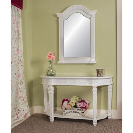 Athens Mirror & Console Table