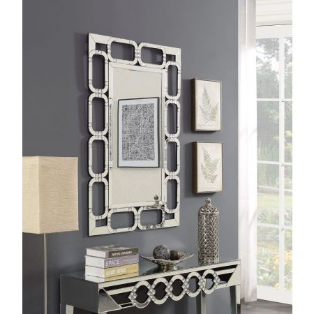Loughton Rectangular Mirror