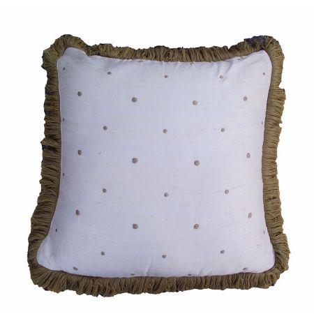 Cushion D (Gold Ivory)