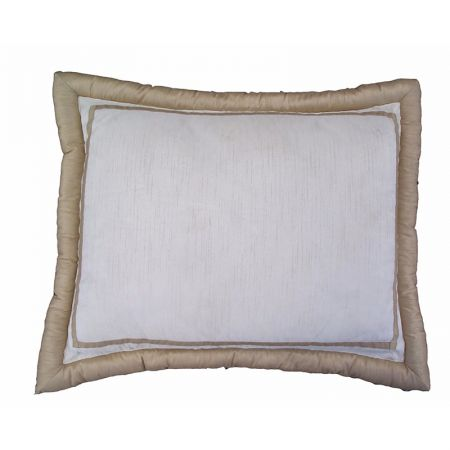 Pillow A  (Gold Ivory)