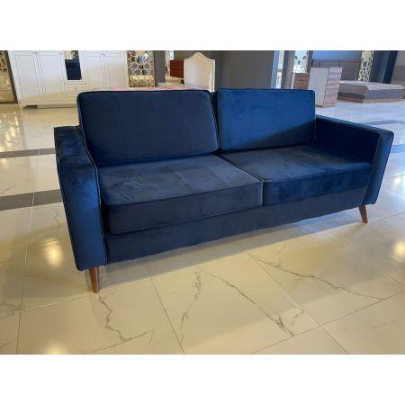 Cara 3 Seater Sofa - Navy Blue  *PRICE TBC