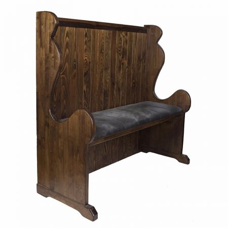 Irish Settle Bench