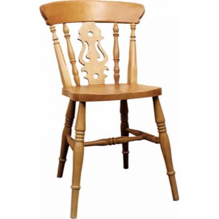 Fiddleback Chair