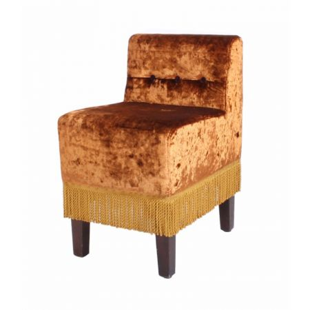 Carlton Chair With Fringing