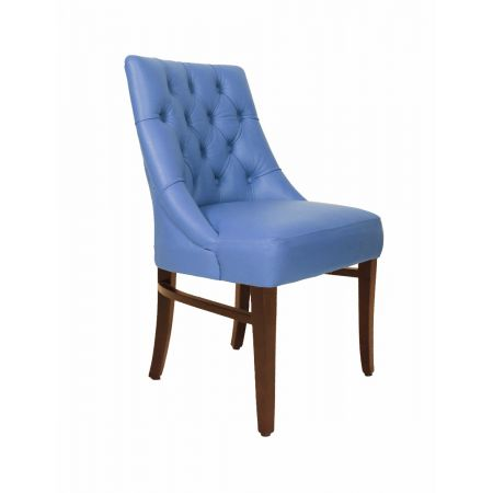 Molly Side Chair Buttonback