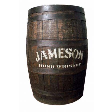 Barrel Drinkstand With Logo Option