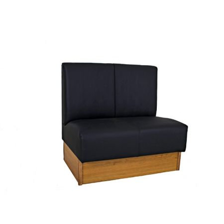 Individual Stitched Fixed Seating on Kicker