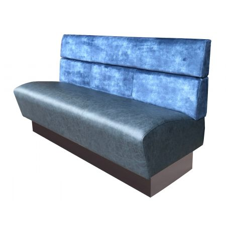 Horizontal Ribbed Fixed seating