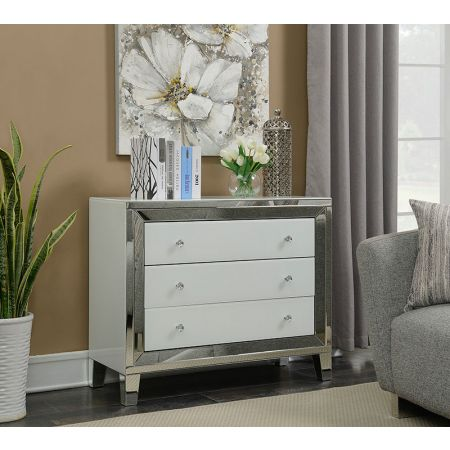 Malibu 3 Drawer Chest