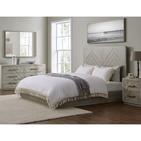 Gilroy 5ft King Bed