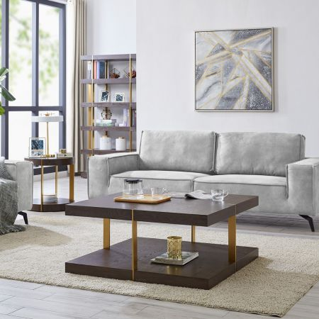 Sanremo Sqaure Coffee Table