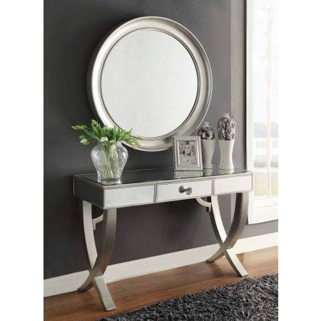 Mercury Console & Mirror Set