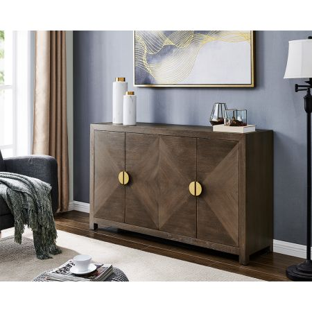 Valencia 4 door sideboard