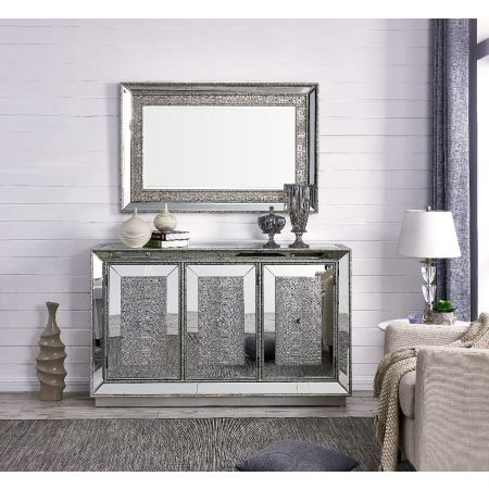 Sofia 3 Door Sideboard & Mirror
