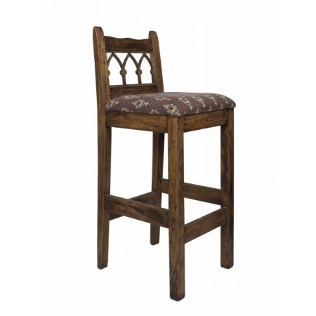 High Gothic Stool