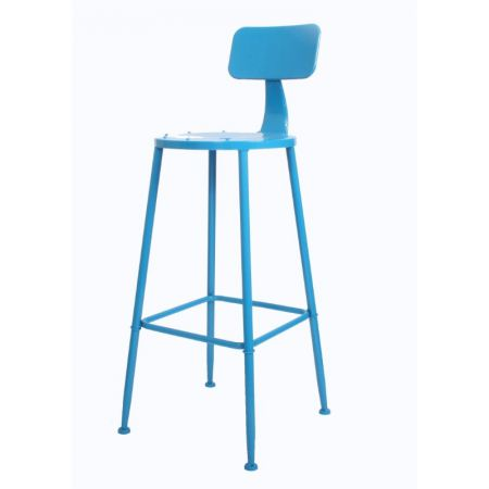 Highback Studio Stool