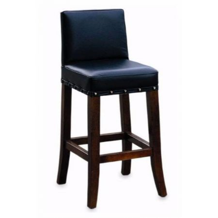 Highback Duggan Stool Plain