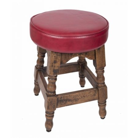 Low Tudor Stool