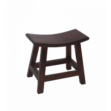 Low Rustic Stool