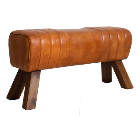 Double Vault Horse Stool