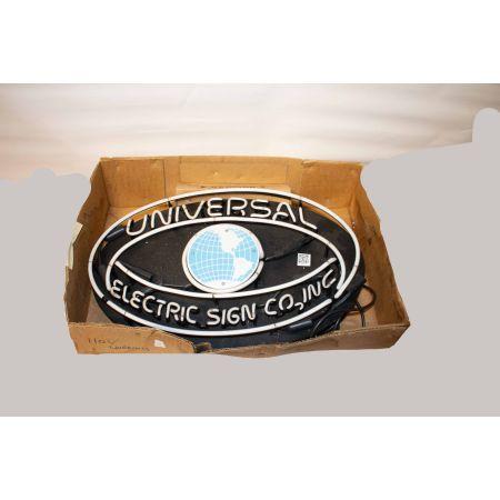 American 110v  Universal neon sign