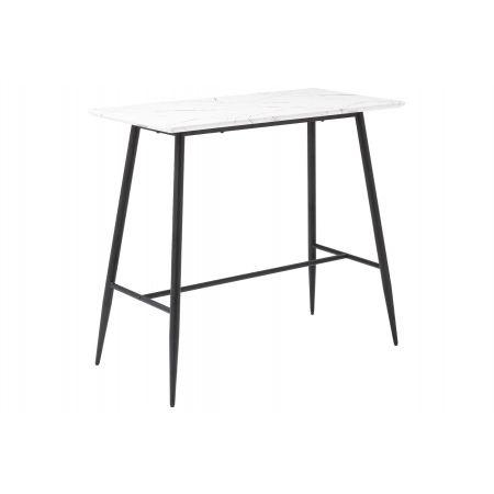 Doyen High Bar Table - Black