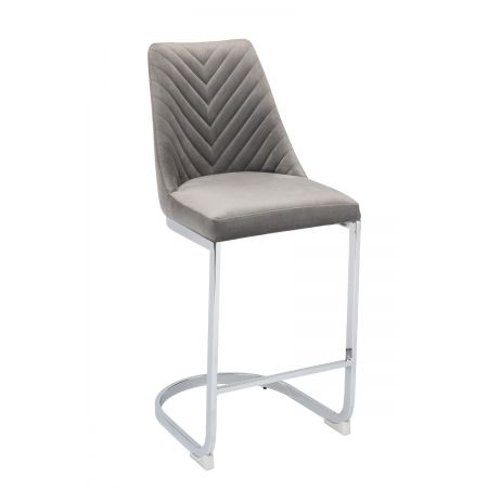 Wilton Bar Stool - Grey (Set of 2)