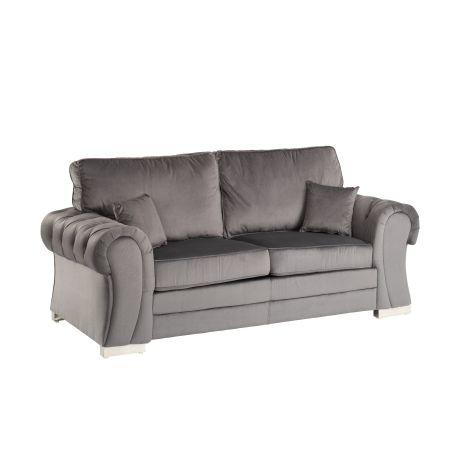 Newburgh 3 Seater Sofa - Dark Grey