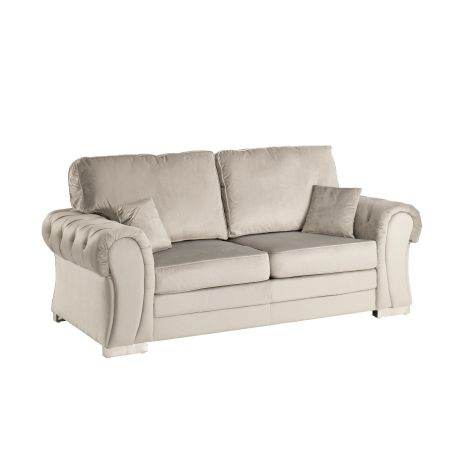 Newburgh 3 Seater Sofa - Light Grey